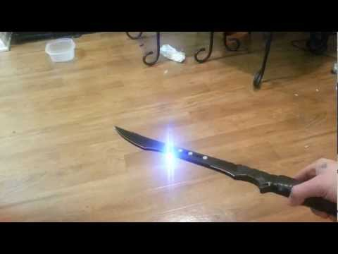 Taser Sword