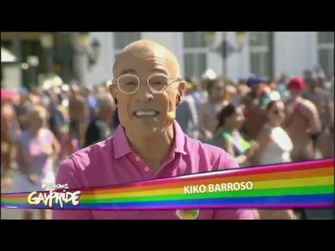 Maspalomas Gay Pride | 2017 (видео)