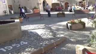 Pfunds Austria  City pictures : 19.10.2014 Pfunds Austria Clorenza Italia città di montagna vicine passo Resia (riprese di Renato)