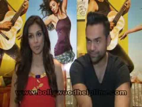 Interview With Abhay Deol,Preeti Desai For Film One By Two