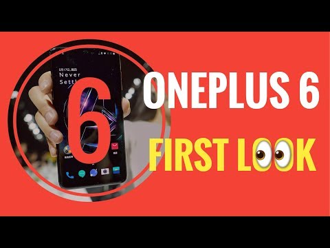 FIRST LOOK at OnePlus 6 & Avengers Limited Edition 🔥🔥🔥