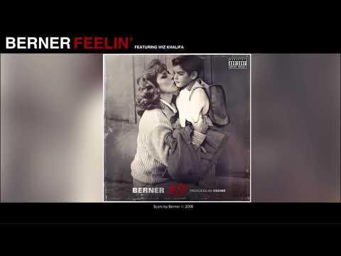 Berner - Feelin feat. Wiz Khalifa (Audio)   11/11