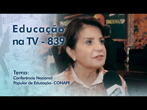 Conferência Nacional Popular de Educação - CONAPE