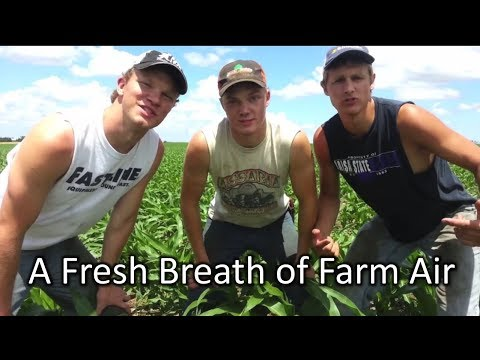 A Fresh Breath of Farm Air (Fresh Prince Parody)