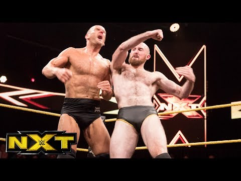 Oney Lorcan vs. Danny Burch: WWE NXT, July 19, 2017