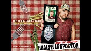 Video Larry the Cable Guy Health Inspector 2006 MP3, 3GP, MP4, WEBM, AVI, FLV Juni 2018