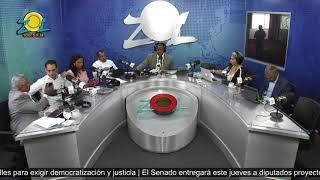 Dr. Cornelio Rodriguez Dir. Hospital Jaime Mota de Barahona explica muerte de 5 recién nacidos