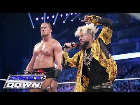 The Vaudevillains confront Enzo and Big Cass: SmackDown, April 21, 2016