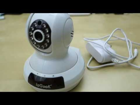 ieGeek FI-368 HD 720P IP Security Camera REVIEW