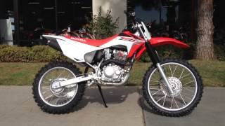 9. 2015 Honda CRF230F