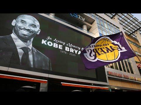 US-Basketballstar Kobe Bryant stirbt bei Hubschraubera ...
