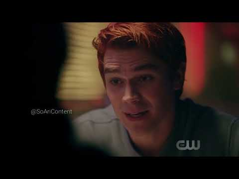 Riverdale 2×10 Veronica learns about Archie and Betty| Betty saves her brother