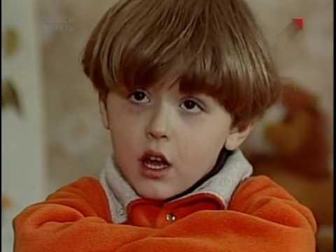 Устами Младенца, выпуск 1 - популярная телепередача в 90е