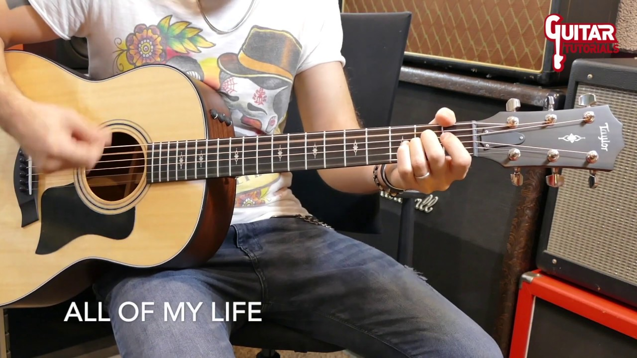 Again (Lenny Kravitz) on Acoustic Guitar | AcoustHit Series |
