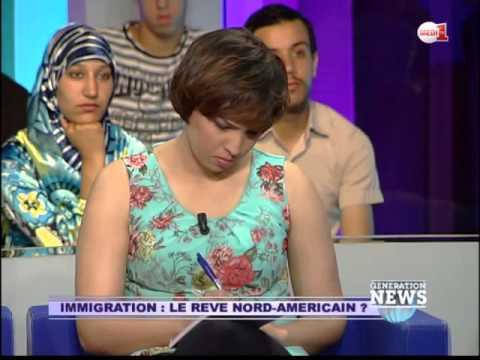 Génération News – Immigration en Amérique du Nord & Phubing