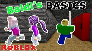 Video Roblox: Baldi's Basics / WE COLLECT ALL 7 NOTEBOOKS AND PLAY AS BALDI! 📒 MP3, 3GP, MP4, WEBM, AVI, FLV September 2018