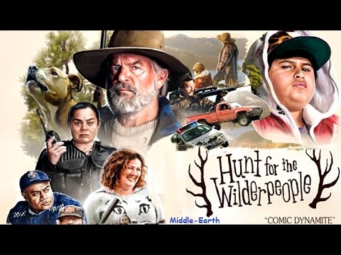 Hunt For The Wilderpeople '2016' - Trailer Plus Seabird (lyrics, 1975) By The Alessi Brothers
