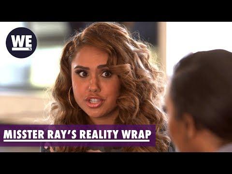 Salt-N-Pepa Performs & Briana Starts Sneak-Dissing | Misster Ray