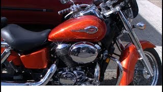 3. Honda Shadow Ace Deluxe VT750CD