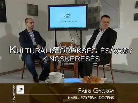 Kulturális örökség és/vagy kincskeresés? – beszélgetés Virágos Gáborral