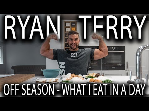 Off Season Vlog 3 - What I Eat In A Day