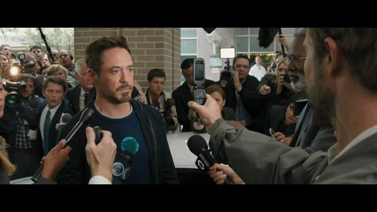 Movie Trailer #2:  Iron Man 3 (2013)