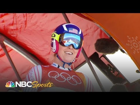 2018 Winter Olympics Recap Day 12 (Lindsey Vonn) I Part 1 I NBC Sports
