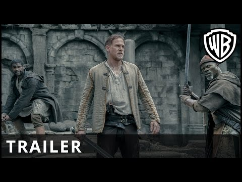 King Arthur: Legend of the Sword (Trailer 'Prophecy')