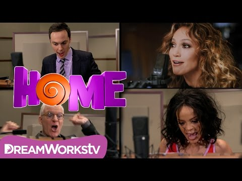 Home Home (2015) (Featurette 'Stars of Home')
