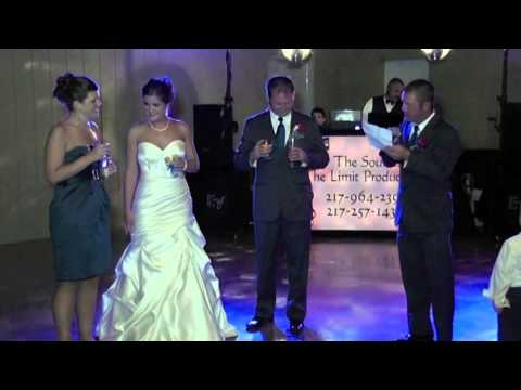 Illinois Maid of Honor Raps Speech to Fresh Prince of Bel Air Theme Song