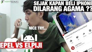 Video Jalan Tikus : Beli iPhone X Dosa Besar ? #VideoReaction iOS VS Android ? ( indonesia ) MP3, 3GP, MP4, WEBM, AVI, FLV November 2017