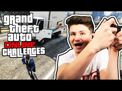 Video VOLLGAS aber KEINE KRATZER GTA Challenge gegen Kev | Dner download in MP3, 3GP, MP4, WEBM, AVI, FLV January 2017