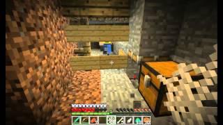 Minecraft - Sick Well Adventure 2012