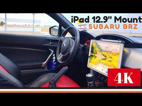 How To Easily Best Mount an iPad Pro 12.9\
