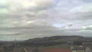 23 September 2008 - WeatherCam Timelapse - FifeWeather.co.uk