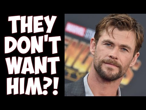 Chris Hemsworth DUMPED by Marvel?! The future of Thor is female?!