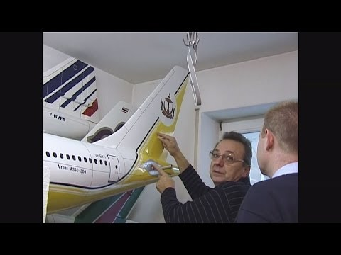 airliners - Peter Michel and Thilo Kyritz introduced me to theeir flying Airliner Models 1999 when I videoed RC Model Sport Display flying. Later, I introduced Dave Nola...