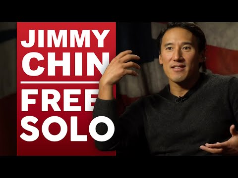 JIMMY CHIN - FREE SOLO - Part 1/2   London Real
