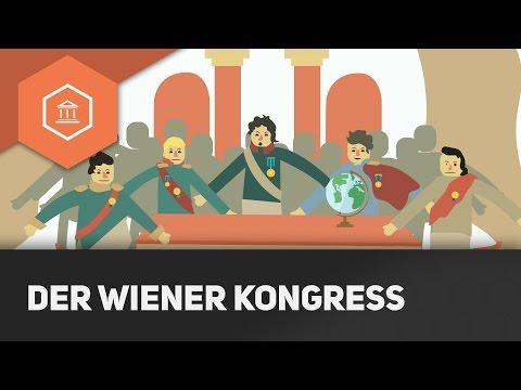 Wiener Kongress 1815 - Ziele, Napoleon und die deutsche Märzrevolution ● Gehe auf SIMPLECLUB.DE/GO