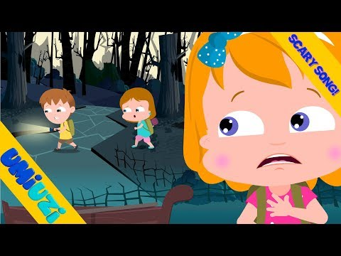 Umi Uzi | Monster Island | Halloween Songs For Kids | Halloween Stories For Babies