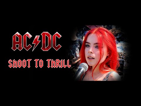 """AC/DC  """"Shoot To Thrill"""" Cover by Andrei Cerbu"""