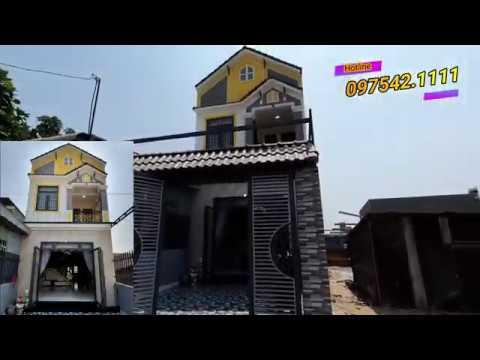 Nhà lầu gần ngã 4 Nguyễn Khuyến 2 tỷ 090