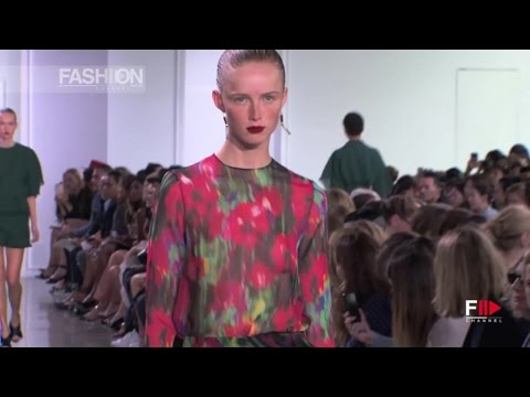 Смотреть онлайн о моде: JASON WU Spring 2016 Full Show New York by Fashion Channel