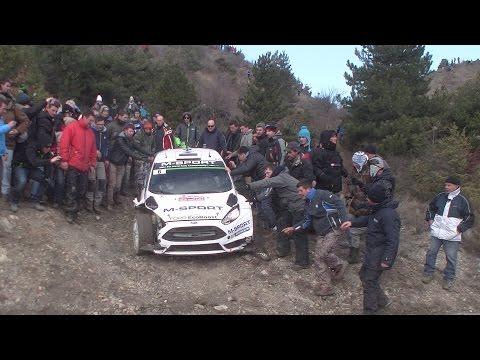 Vídeo ayuda aficionados a Ott Tanak tras salida carretera WRC Rallye Montecarlo 2015