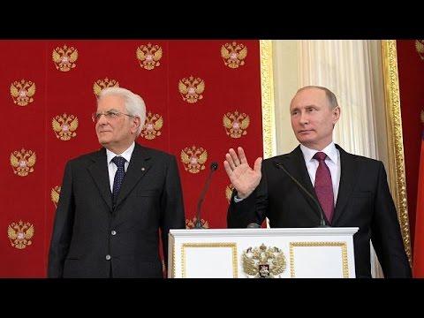 Βλαντιμίρ Πούτιν: «Θα ρίξουν κι άλλα χημικά και θα κατηγορήσουν τον Άσαντ»
