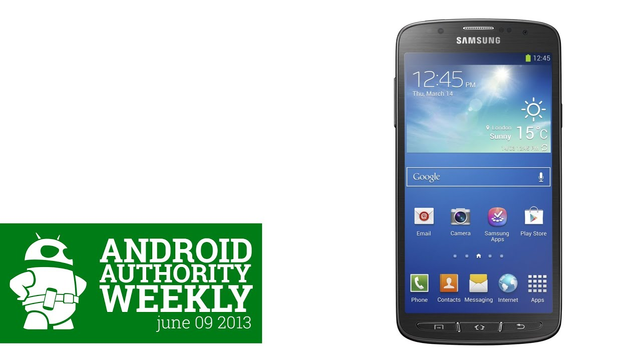 New ASUS Transformer, Galaxy S4 Active, Xperia Z Nexus Experience – Android Authority Weekly