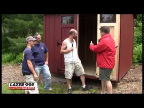 Show Us Your Sh---y Shed Delivery!.flv