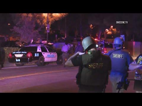 Deadly Shooting California