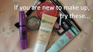 化妝新手入門--少女篇 Part 1 Make Up Starter Kit