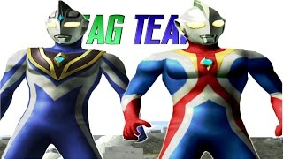 """Ultraman Agul v2 & Ultraman Cosmos Future Tag battle Tag Teamrequested by@ Aurelius Gilang & rezq ikhtisas & RacistDoucheFacebook Page https://www.facebook.com/AnimePortableGamesUltraman Fighting Evolution 3 (ウルトラマン Fighting Evolution 3) also called """"Ultraman FE3"""" is a Fighting game developed and published by Banpresto. it is the 3rd in the Ultraman Fighting Evolution series. The direction is provided by Yuji Machi, who acted as Ultraman Tiga's voice actor as well.Keywordultramanultraman newultraman hqultraman hdUltraman Originalultrasevenultraman jackultraman aceultraman taroultraman leozoffyultraman 80ultraman tiga, Sky & powerultraman dyna, power & Miracleultraman gaia &Supremeultraman agul & V2ultraman cosmos eclipse & Futureultrmana justice & Crusherultraman legendastra"""